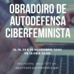 2 OBRADOIRO DE AUTODEFENSA CIBERFEMINISTA