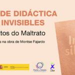 SLIDE – Unidade didáctica INVISIBLES-portada