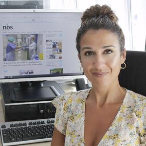 Maria Obelleiro - Mulleres que opinan 2021