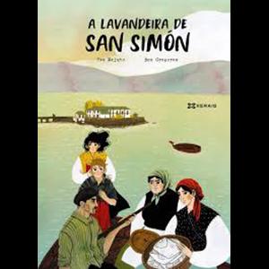 A lavandeira San Simon - libro