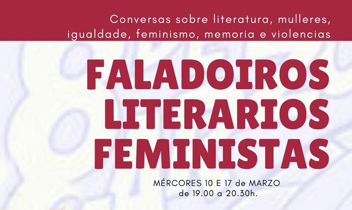 Cabeceira FALADOIROS LITERARIOS FEMINISTAS